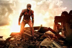 Flash Justice League New Wallpaper