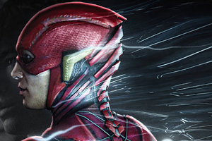 Flash Justice League Zack Synder Cut 4k