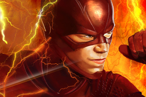 Flash New Art Wallpaper