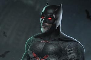Flash Point Batman