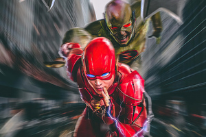 Flash Vs Zoom 4k Wallpaper