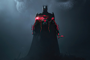 Flashpoint Batman 4k Wallpaper