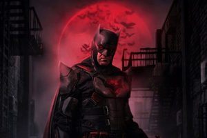 Flashpoint Batman Wallpaper