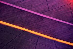 Floor Light Abstract 4k