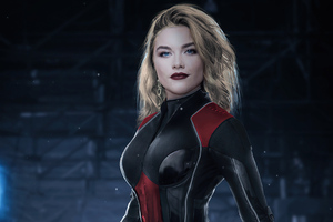 Florence Pugh As Yelena Belova In Black Widow 4k