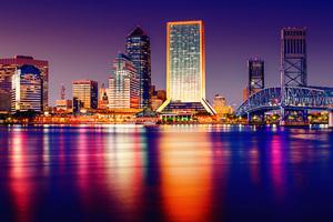 Florida Cityscape 4k