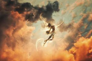 Flying Is Forever Wallpaper