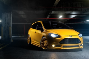 Focus Ford Wallpaper