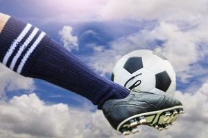 Football Boots Stockings Wallpaper
