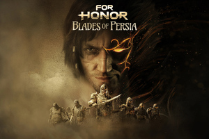 For Honor Blades Of Persia 5k Wallpaper