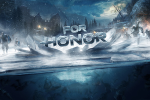 For Honor Frost Wind 4k