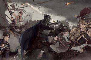 For Honor Game 5k Wallpaper
