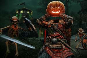 For Honor Halloween