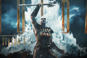 For Honor Hulda Season 3 2019 Wallpaper