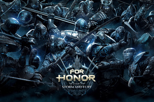 For Honor Season 7 Storm And Fury 2018 8k Wallpaper