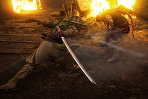For Honor Season IV Fight 4k