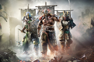 For Honor Video Game New 5k