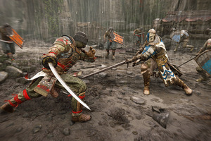 For Honor Warden Vs Orochi