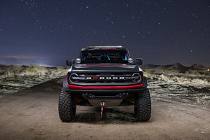 Ford Bronco 4600 Race Truck 2021 Wallpaper