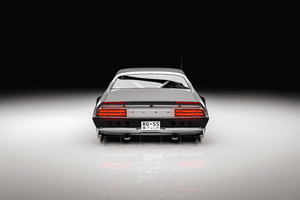 Ford Crazy Falcon Rear 4k Wallpaper