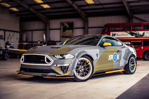 Ford Eagle Squadron Mustang GT 2018 Wallpaper