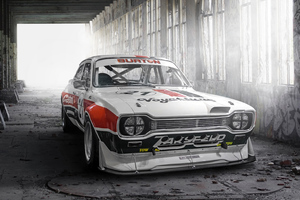 Ford Escort Mk1 Car Wallpaper