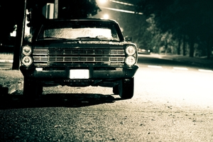 Ford Galaxie Wallpaper