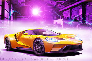 Ford Gt 2018 New Wallpaper