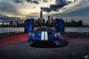 Ford Gt 2020 Car Wallpaper