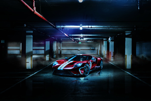 Ford Gt 4k 2020 Wallpaper