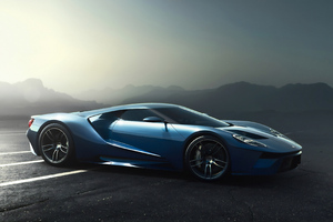Ford Gt 4k New Wallpaper