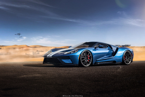 Ford Gt 5k 2019 Wallpaper