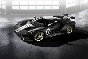 Ford GT 66 Heritage Edition Car