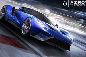 Ford GT Forza Motosport 6 Wallpaper