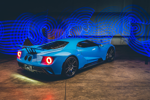 Ford GT H040 Wallpaper