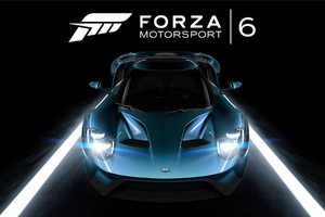 Ford GT In Forza Motosport 6 Wallpaper