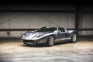 Ford GT Tungsten 2006