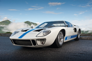 Ford Gt40 4k Wallpaper