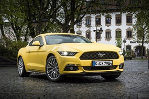 Ford Mustand 3