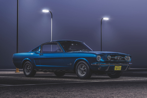 Ford Mustang 1965 Wallpaper
