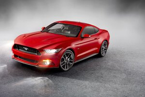 Ford Mustang 2016 Wallpaper