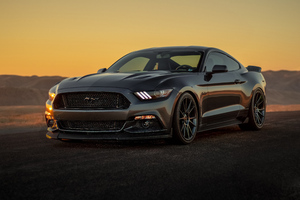 Ford Mustang 4k 2020 Wallpaper