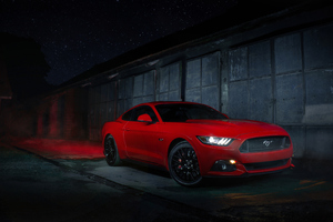 Ford Mustang 4k Wallpaper