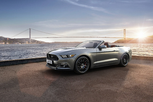 Ford Mustang 4k New 2019