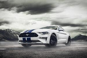 Ford Mustang 5k New Wallpaper
