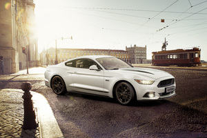 Ford Mustang 8k Wallpaper