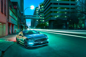 Ford Mustang Bullitt 5k 2020 Wallpaper