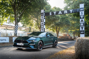 Ford Mustang Bullitt New Limited Edition 2019 Wallpaper