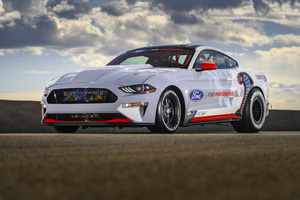 Ford Mustang Cobra Jet 1400 Prototype 2020 5k Wallpaper