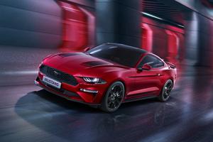 Ford Mustang Ecoboost 4k Wallpaper